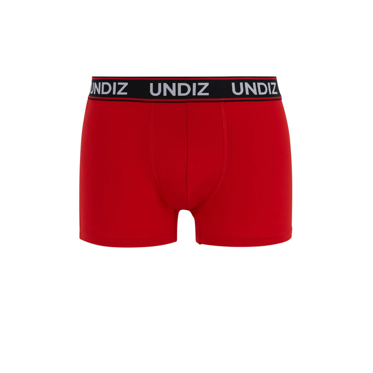 Boxer rouge glandeurprofiz red.