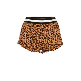 Short léopard realbetiz brown.