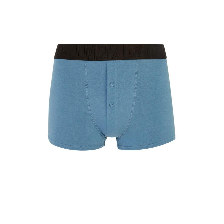 Boxer bleu gris camoiz;