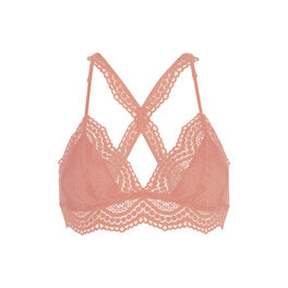 Soutien-gorge triangle rose triamiz pink.