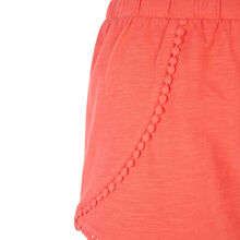 Short corail pompiz red.