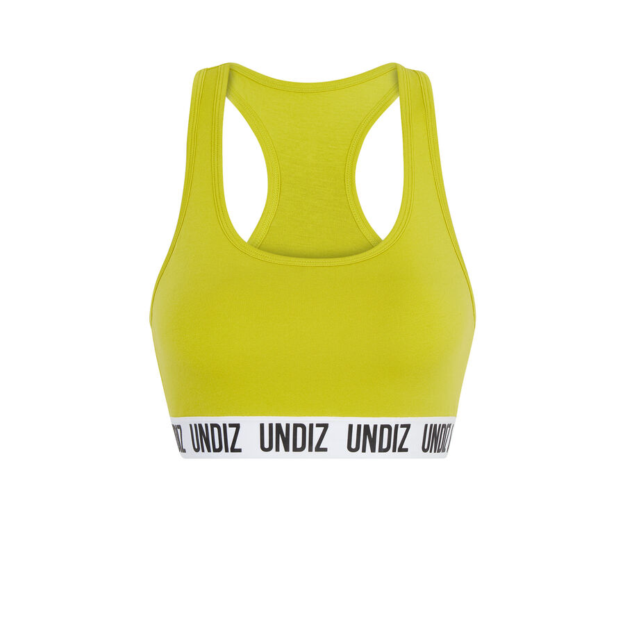 Sportiviz yellow bra;${refinementColor}
