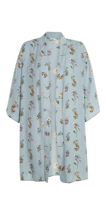 Kimono bleu totopliz blue.
