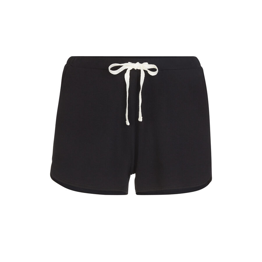 Bluvetiz black shorts;${refinementColor}