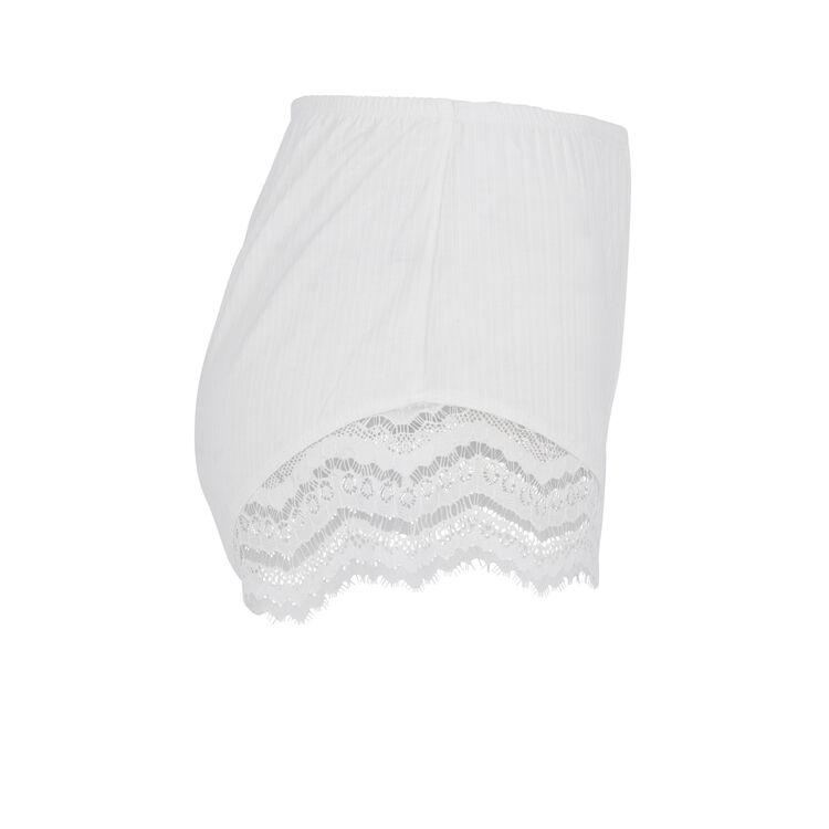 Short blanc cupiz white.