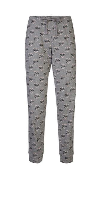 Pantalon gris rojiz  grey.