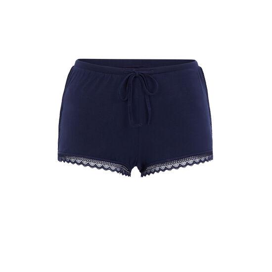 Short bleu sidevitamiz;