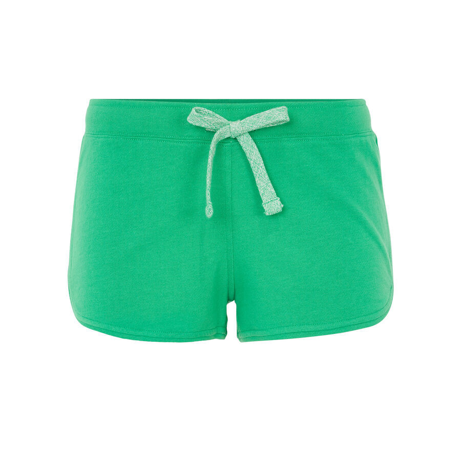 Todobiz green shorts;${refinementColor}