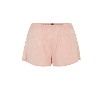 Short rose tropaliz pink.