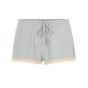 Luvitamiz light grey shorts grey.