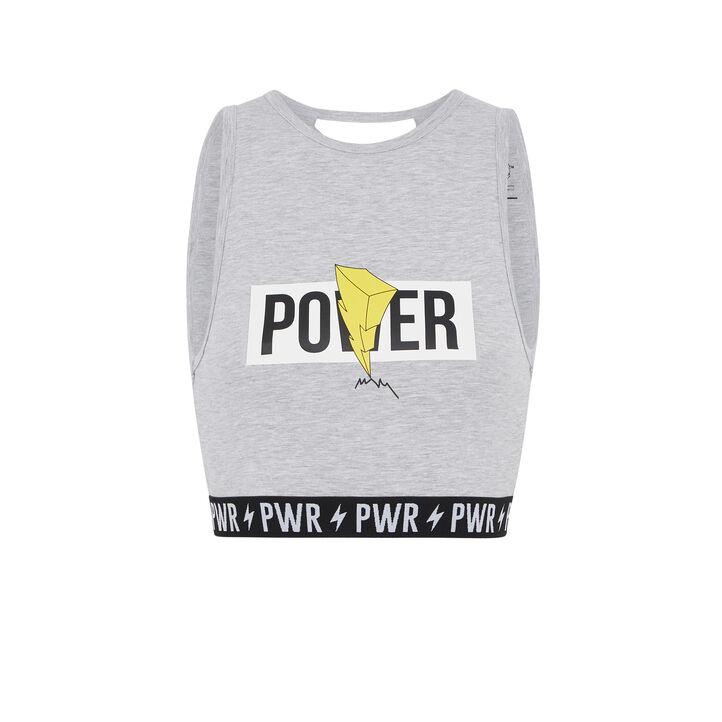 Top gris powerniz grey.