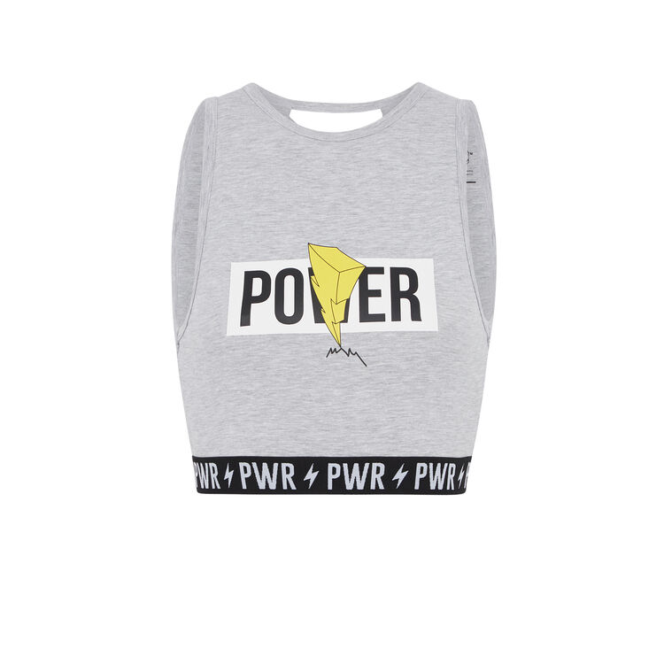 Top gris powerniz grey.