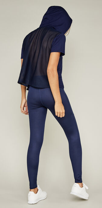 Legging bleu coupoiz blue.