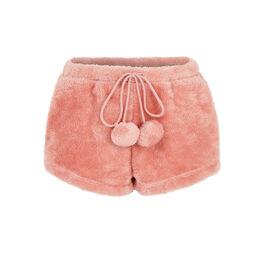Short peluche rose gatoniz pink.