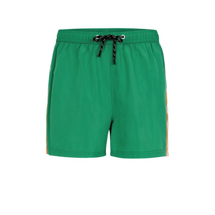 Short de bain vert émeraude sunrisiz green.