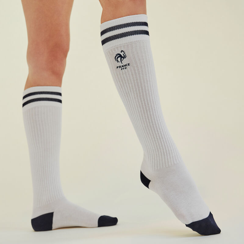 Chaussettes blanches ojakiz;