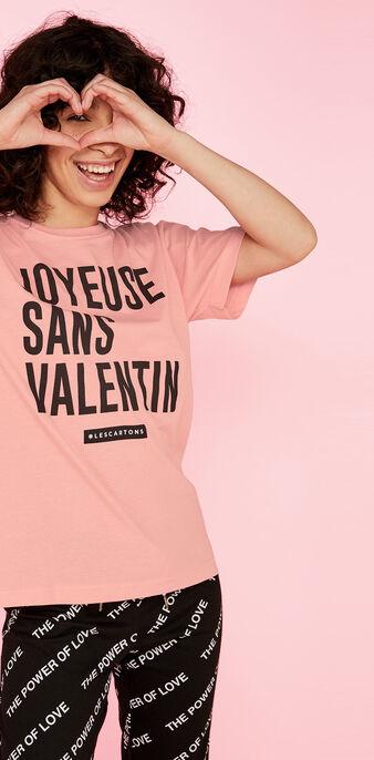 Top rose sansvaliz pink.