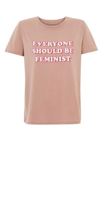 Top rose clair girlhistoriz pink.