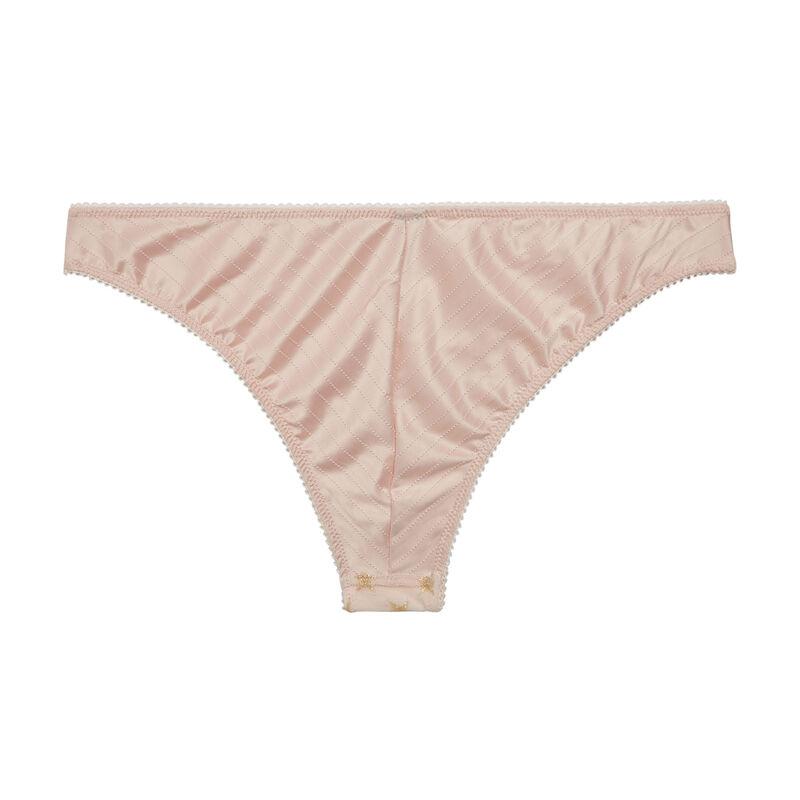 Culotte rose pâle staroliz;