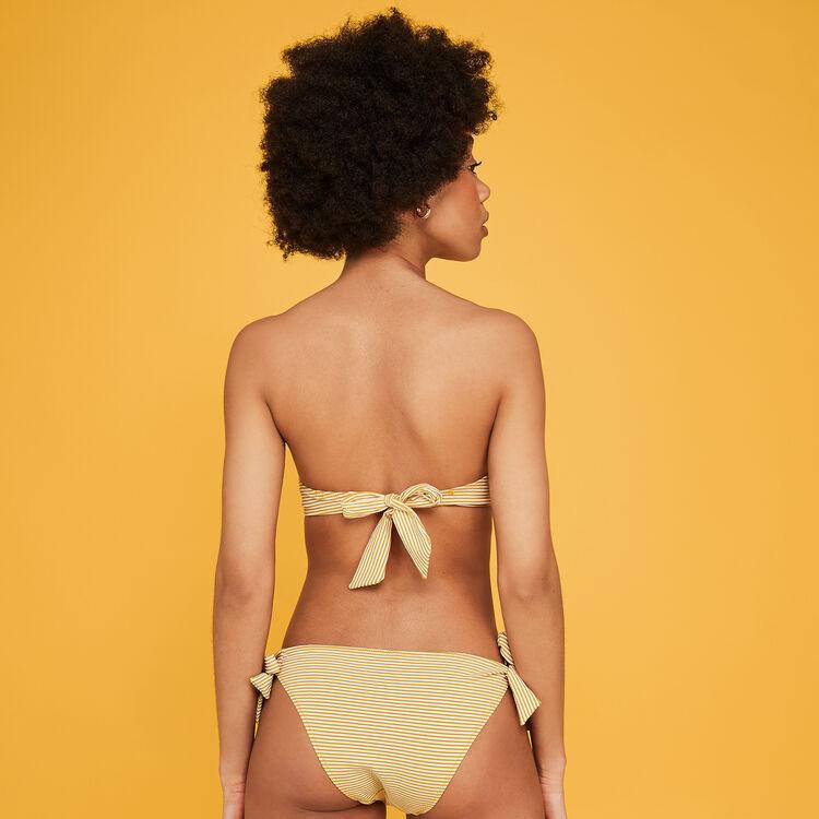 Culotte jaune moutarde islarayiz yellow.