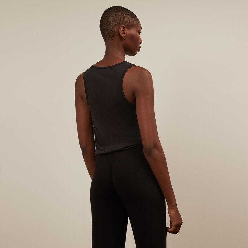 Pantalon de sport - noir ;