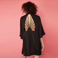Kimono noir lovenightiz black.
