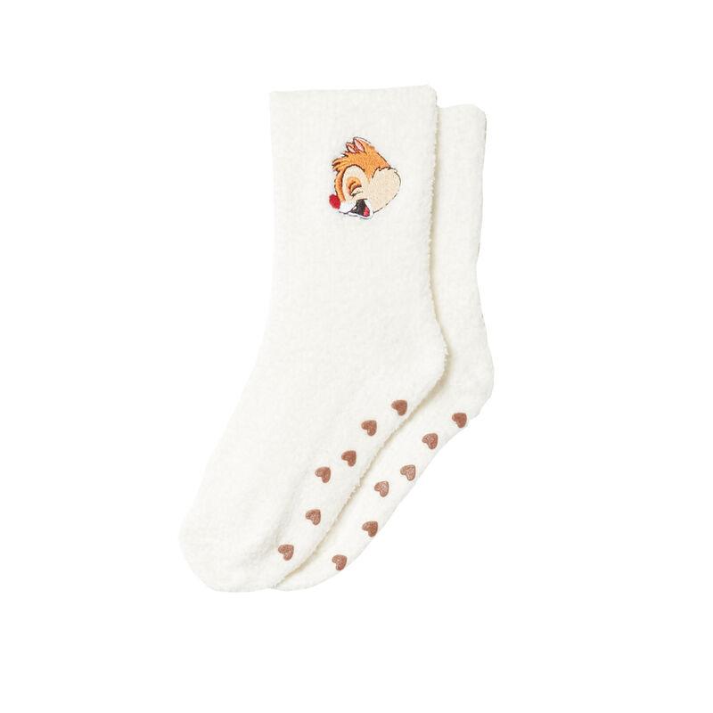 chaussettes tic et tac - blanc;