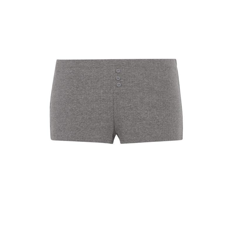 short court uni -gris foncé;