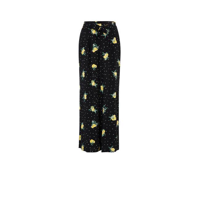 Pantalon noir sicileiz;