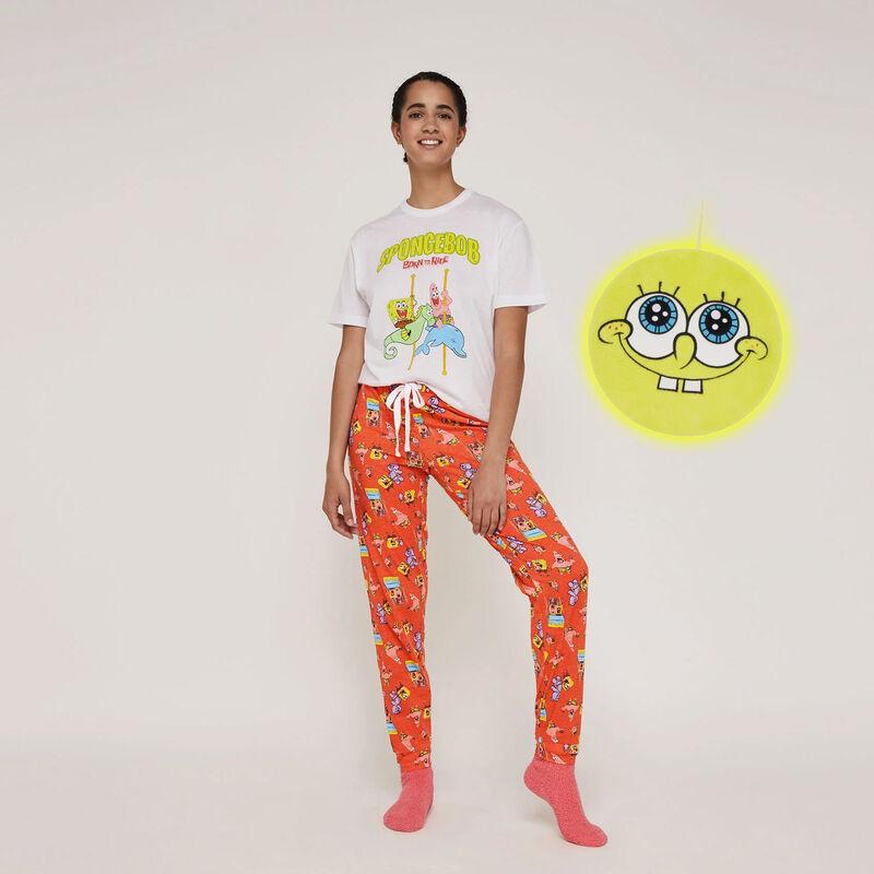 Set pyjama top + pantalon licence Bob L'éponge patrickiz;