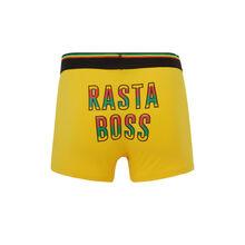 Rastaiz yellow boxers.