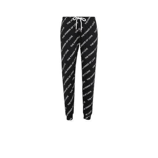 Pantalon noir cheliz;