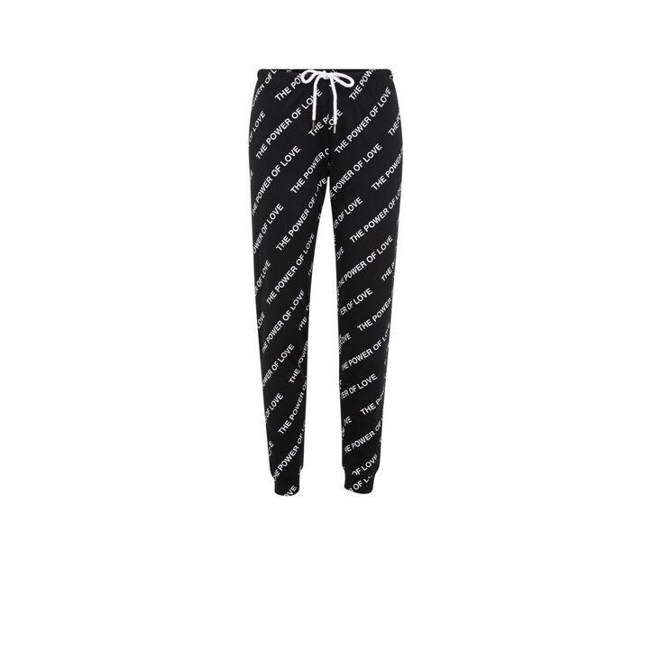 Pantalon noir cheliz black.