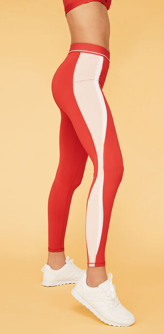 Legging rouge climbiz  red.