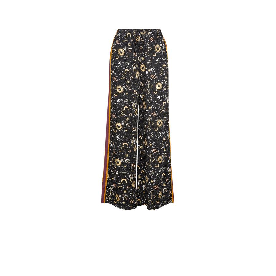 Pantalon noir stellariz;