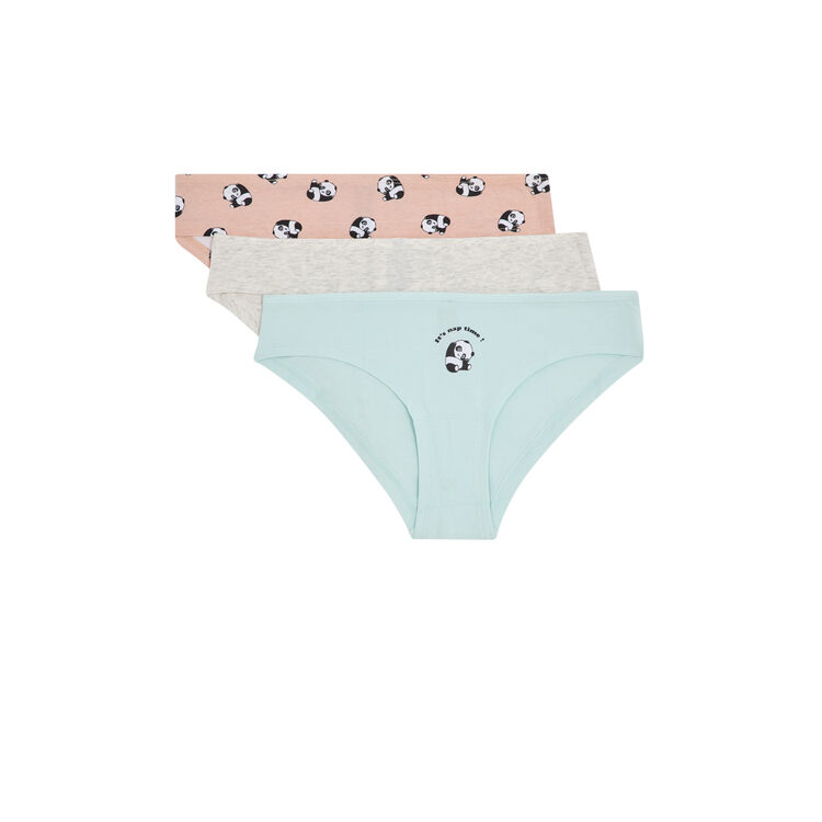 Lot de culottes bambouiz rose.