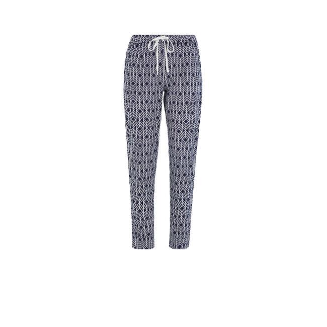 Pantalon bleu brunaiz;