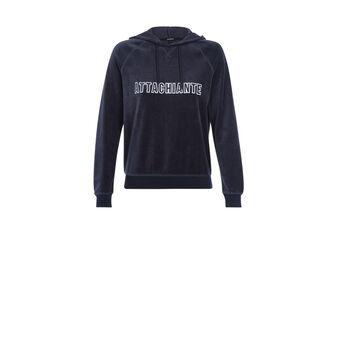 Chiantiz navy blue sweatshirt blue.