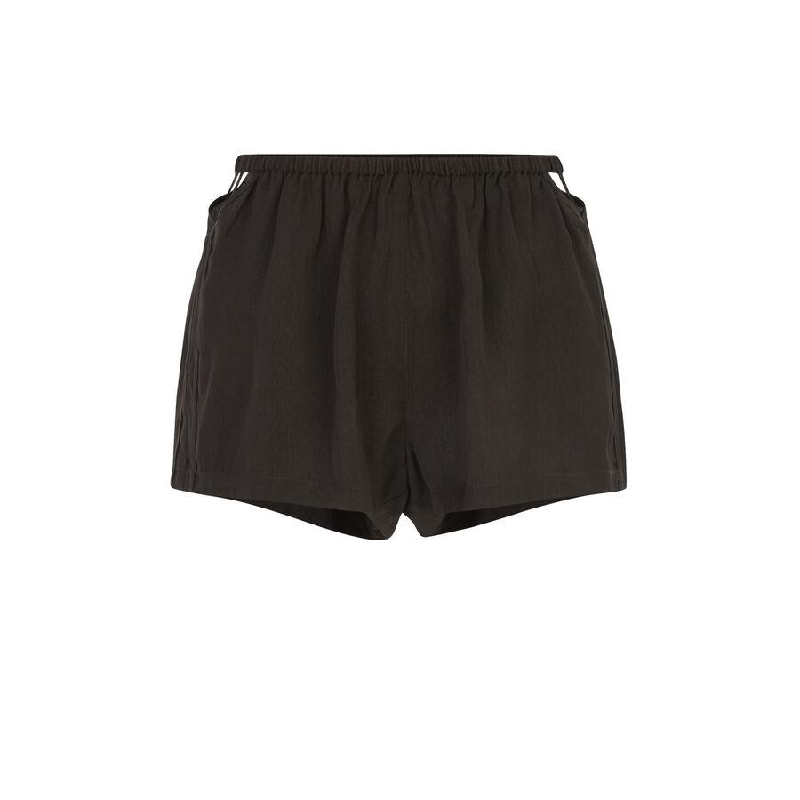 Short noir nitixiz;