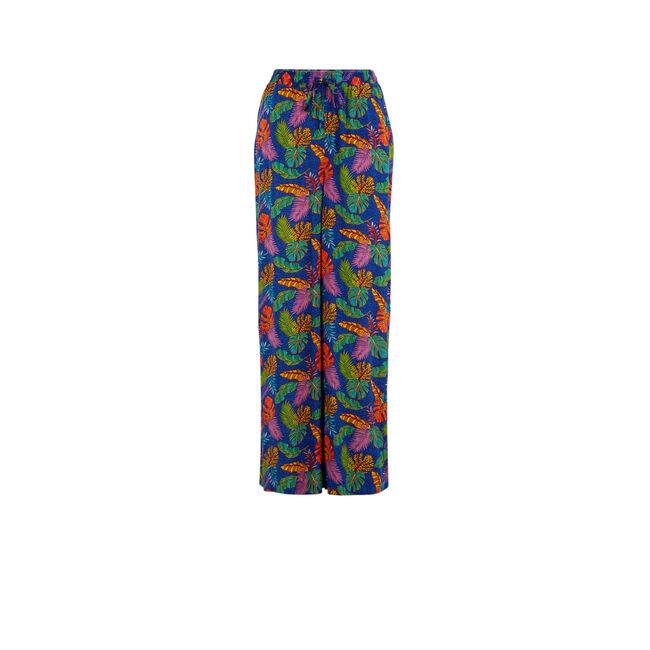 Pantalon bleu afrodiz;