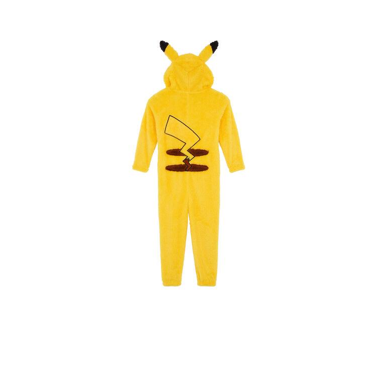 Combinaison polaire enfant print Pikachu kidpikatiz;