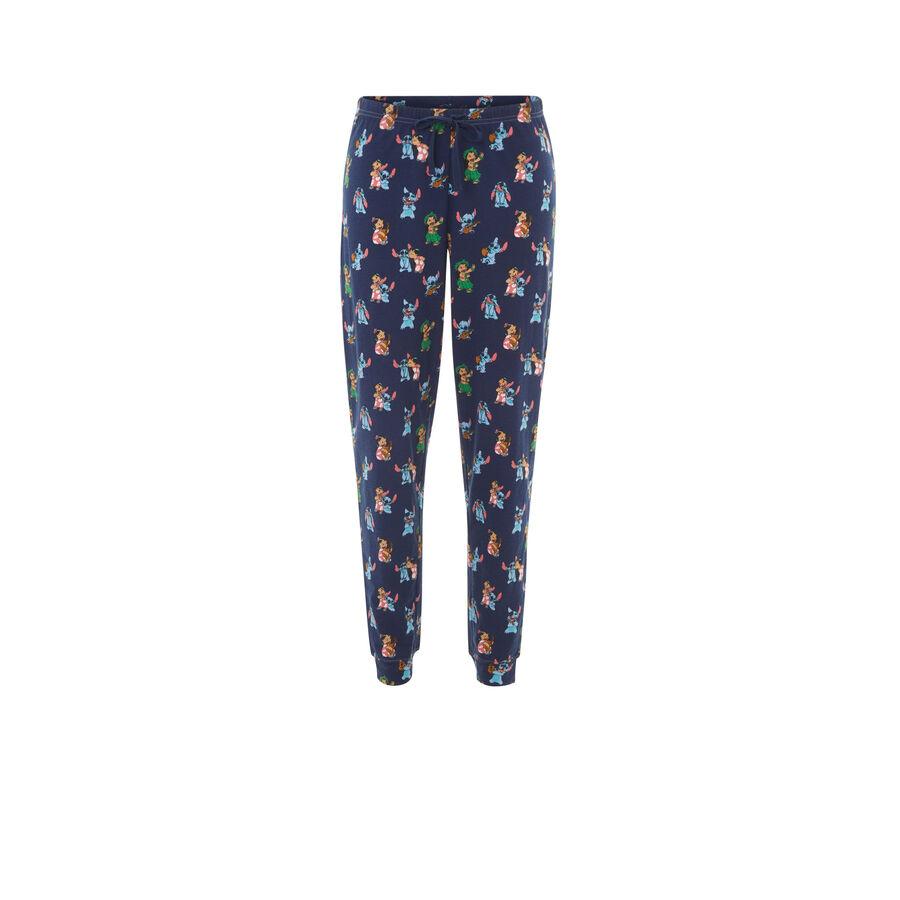 Pantalon bleu lilodanciz;