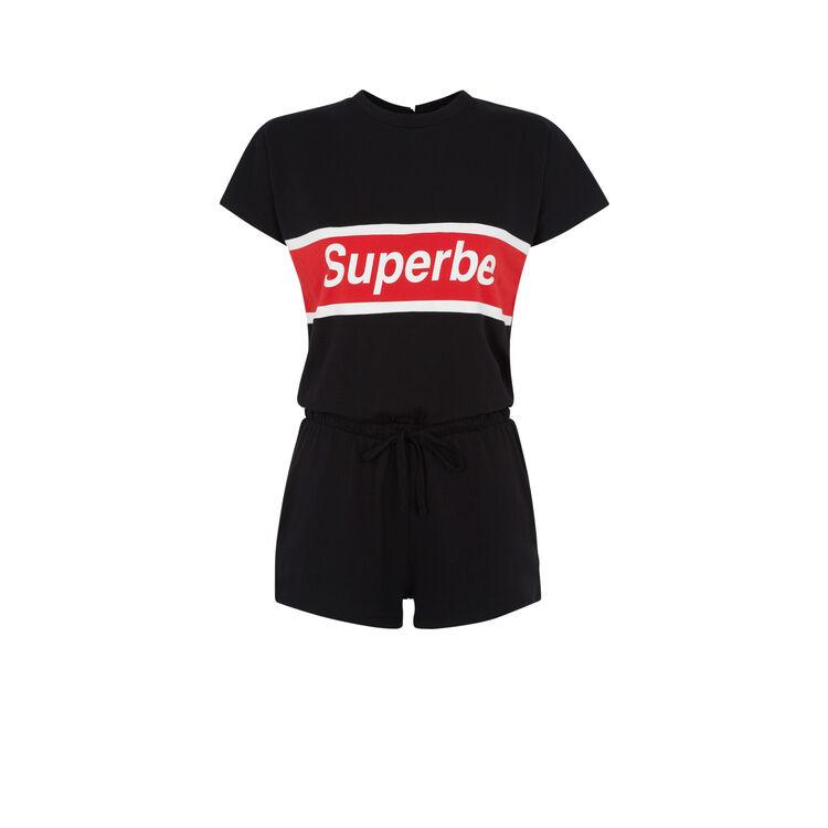 Combi noire superbiz black.