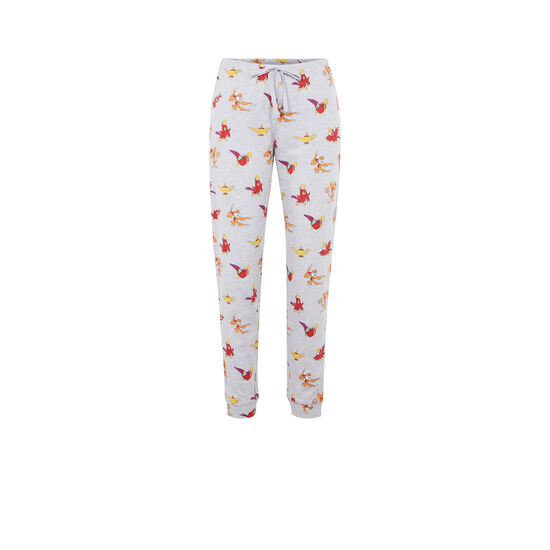 Pantalon gris lovematchiz;