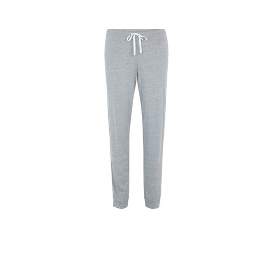 Pantalon gris posayiz;