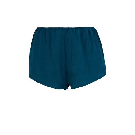 Short bleu canard finiz blue.