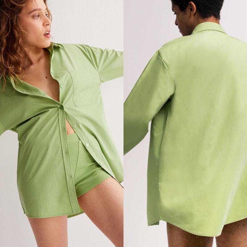 chemise unisexe - vert;
