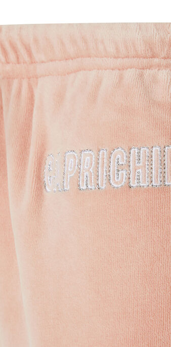Pantalon rose clair caprichiz pink.