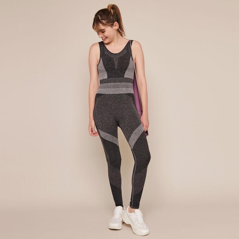 Combinaison sport sans coutures seamblockiz;
