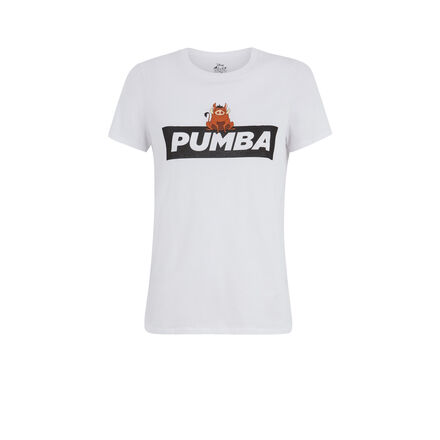 Top blanc pumiz white.